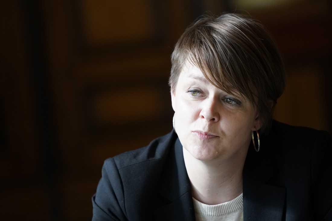Bryter mönstret. Katrin Stjernfeldt Jammeh, kommunstyrelsens ordförande (S) i Malmö. Arkivbild.