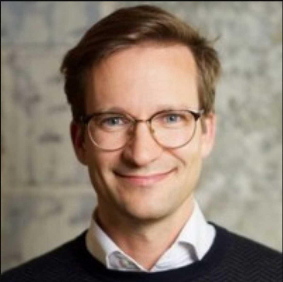 Peter Münster, kommunikationschef för Facebook i Norden