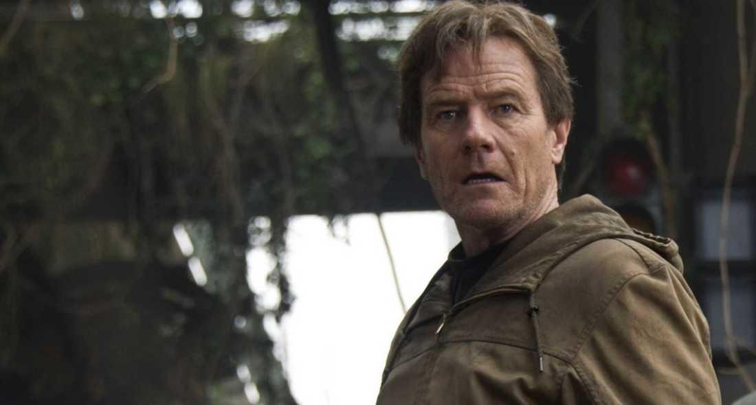 """""""Godzilla"""" för barnen på Kanal 5 på långfredagen."""