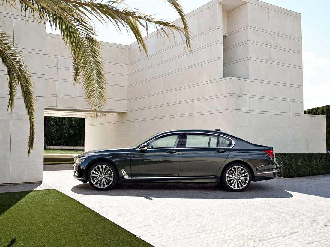 BMW 7-serie.