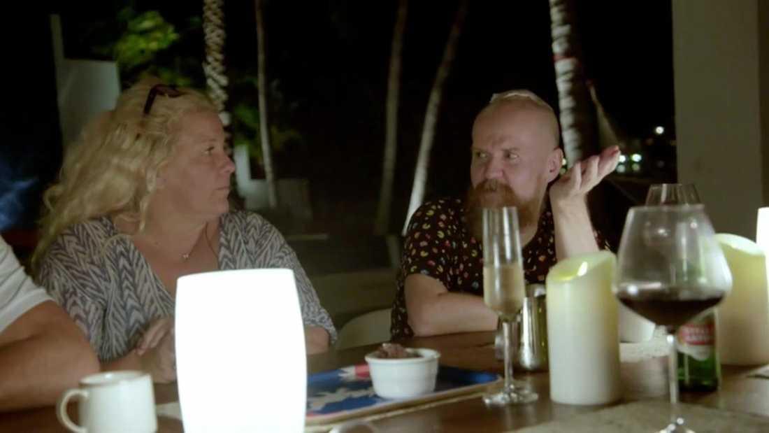 """""""Det tycks vara lite svårt, framför allt för Glenn, att hänga med"""", säger Alexander Bard."""