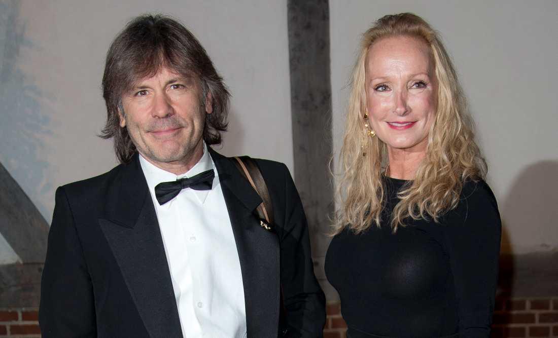 Iron Maiden-stjärnan Bruce Dickinson var gift med Paddy Bowden i 29 år.