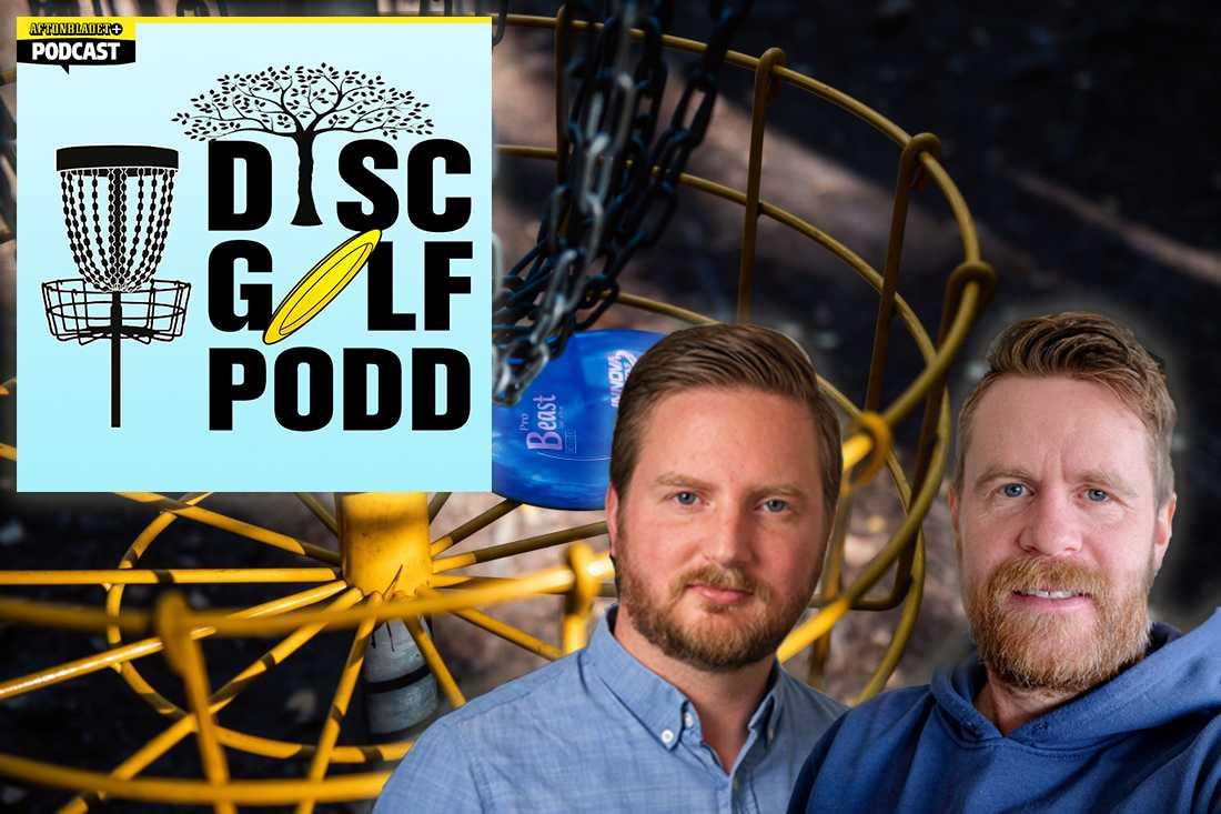 Discgolfförbundets Mattias Nilsson och Sportbladets Patrik Syk dyker ner i en av Sverige snabbast växande sporter.