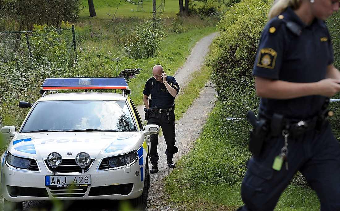 Marina Johansson, 31, försvann i juli 2010..