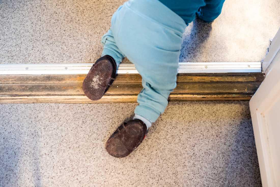 Europadomstolen har dömt Norge för hanteringen av två barn. Arkivbild.