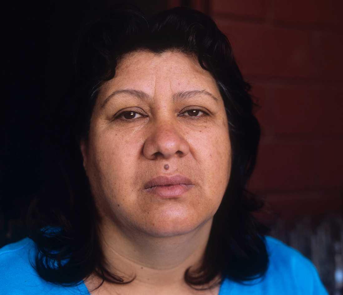 Elvis mamma Grimalinda Rojas Rojas.