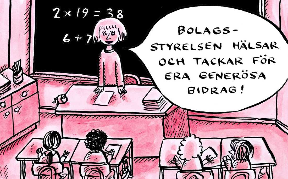 70 procent av svenskarna står bakom ett stopp för vinster i välfärden.