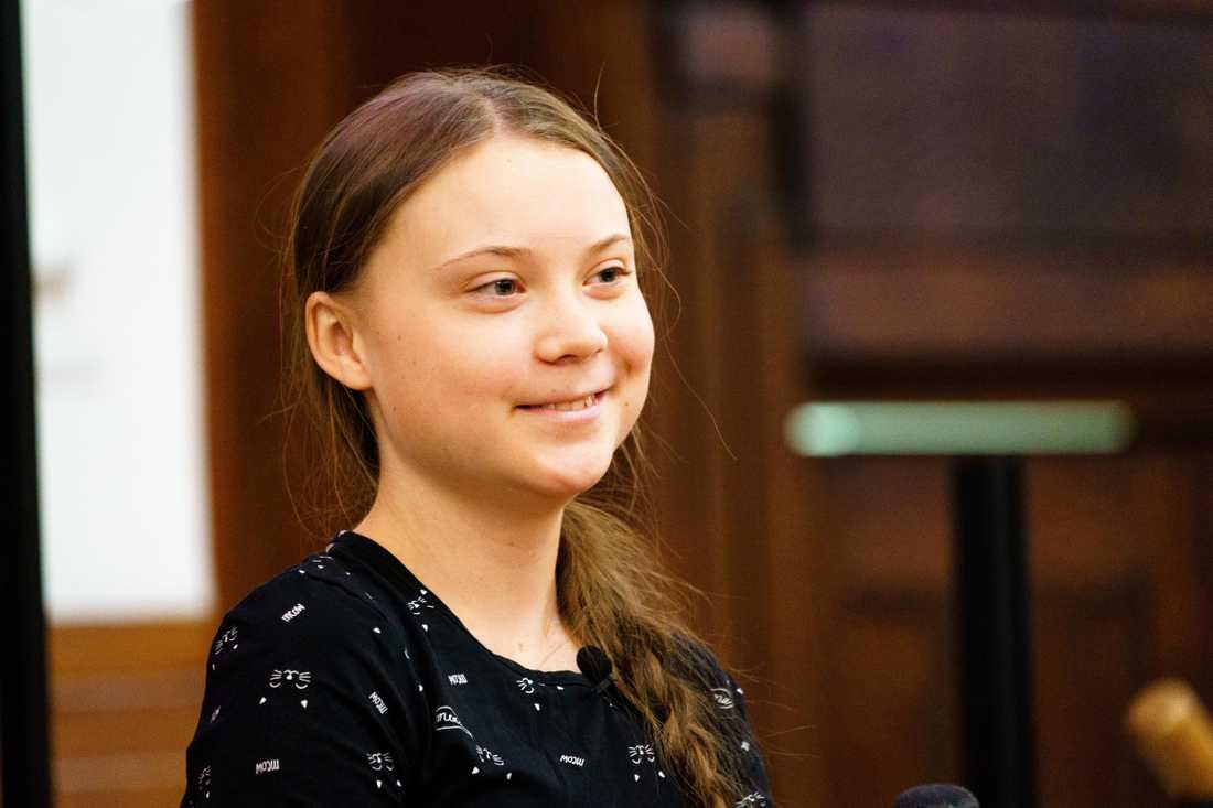 M-toppen Jan Ericson menar att Greta Thunberg har skrämts upp av vuxna i sin omgivning.