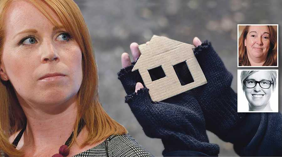 """I regeringsförhandlingarna blev det uppenbart att partier som Centerpartiet tror att marknaden kan lösa bostadsbristen. Men """"friare hyressättning"""" är inte lösningen, skriver Carina Listerborn och Lisa Pelling."""