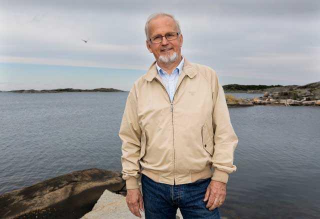 Anders Omstedt, professor i oceanografi Göteborgs universitet.