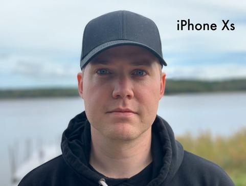 Iphone Xs bevarar betydligt fler färger än sin föregångare.