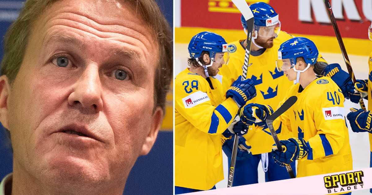 Garpenlöv positiv till NHL-spelare i Tre Kronor till VM
