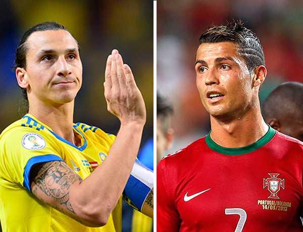 Populärt stjärnmöte. Folk slogs för att få tag i biljetter till playoff-matchen mellan Sverige och Portugal.