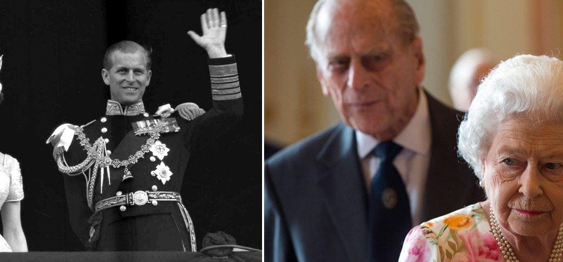 70 års bröllopsdag Dokument: Elizabeth II och prins Philip firar 70 årig bröllopsdag  70 års bröllopsdag