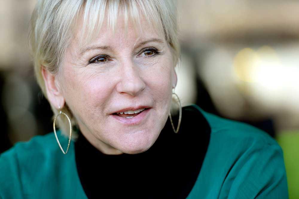 Margot Wallström har tidigare pekats ut som utrikesministerkandidat.
