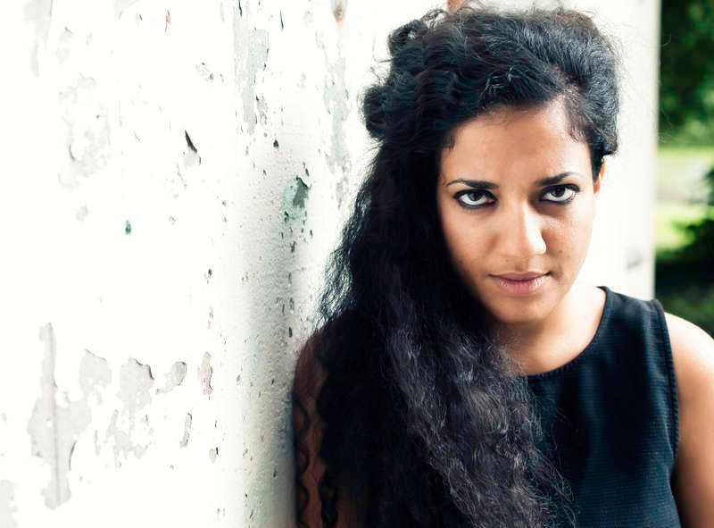 Athena Farrokhzad, kritiker och författare. Foto: TT