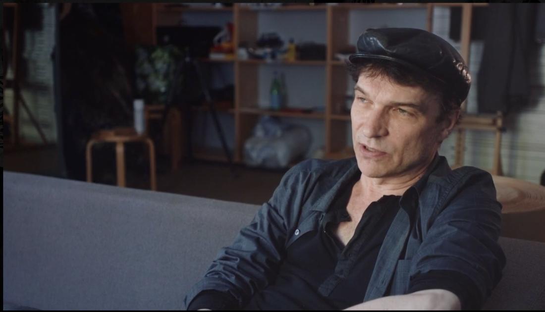 """Joakim Thåström i SVT-dokumentären """"Eran – punk i tre delar"""""""