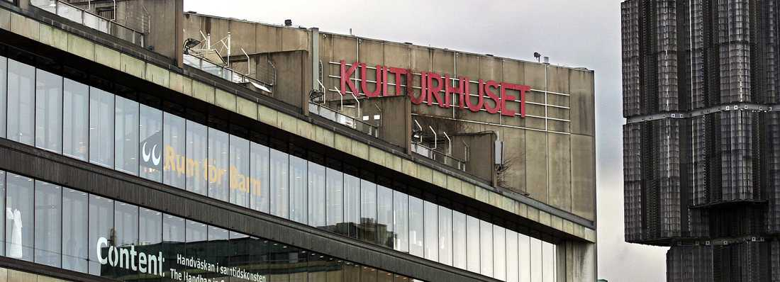 Till helgen blir kulturhuset i Stockholm scen för den internationella seriefestivalen.