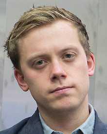 Owen James. Foto: TT