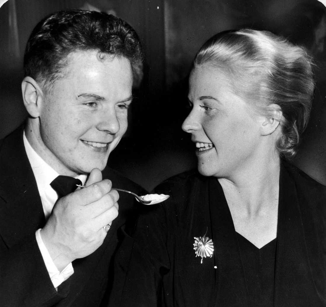 1956: Gösta Sandberg, Djurgården