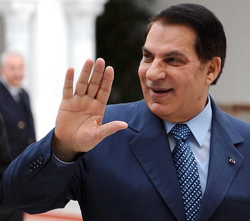 Ben Ali.