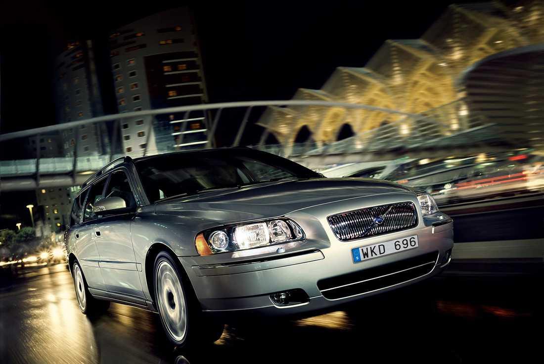 Volvo V70 årsmodell 2007