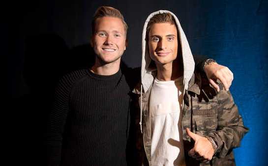 Samir och Viktor tävlar just nu i Melodifestivalen