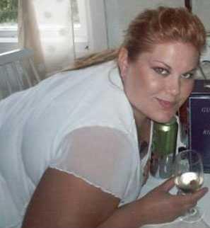 Anna Brygård 111 kilo.