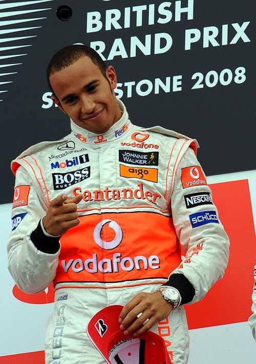 Lewis Hamilton vann senaste F1-loppet, det på Silverstone. Ska han vinna igen?