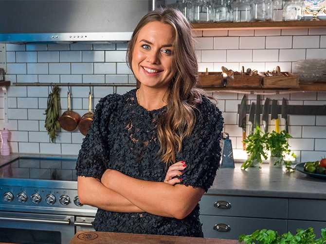 När Sofia Henriksson vann Sveriges mästerkock var det en dröm som gick i uppfyllese.