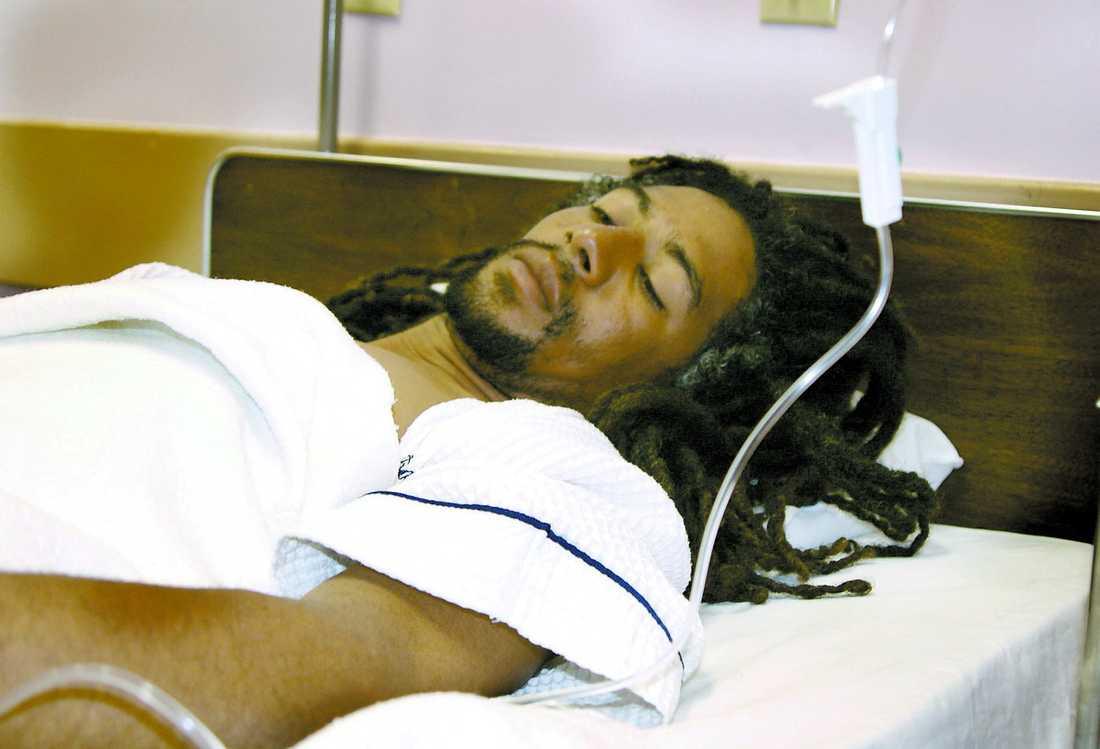 Klarade sig Båtflyktingen Gregorio Maria Marizan var på väg från Dominikanska republiken till Puerto Rico. Efter två dygn gick båten sönder.