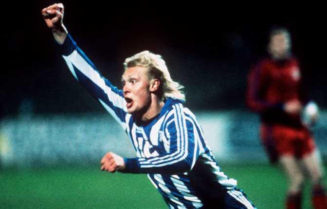 Karriären tog skjuts på allvar i IFK Göteborg, där Klas Ingesson spelade 1986-1990.
