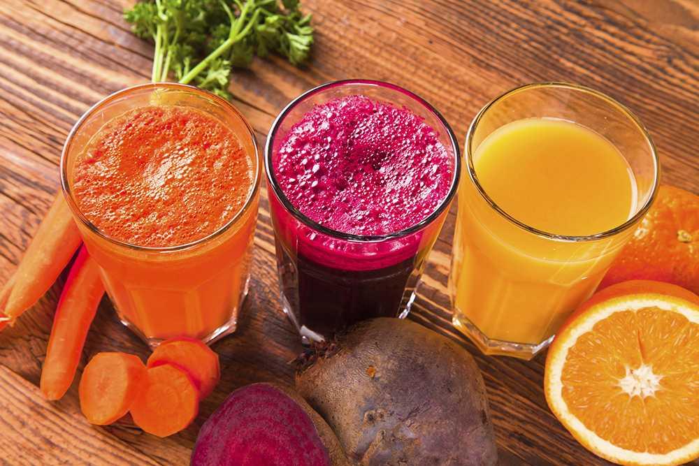 Visst kan juice vara nyttigt, men kroppen klarar att rena sig på egen hand.