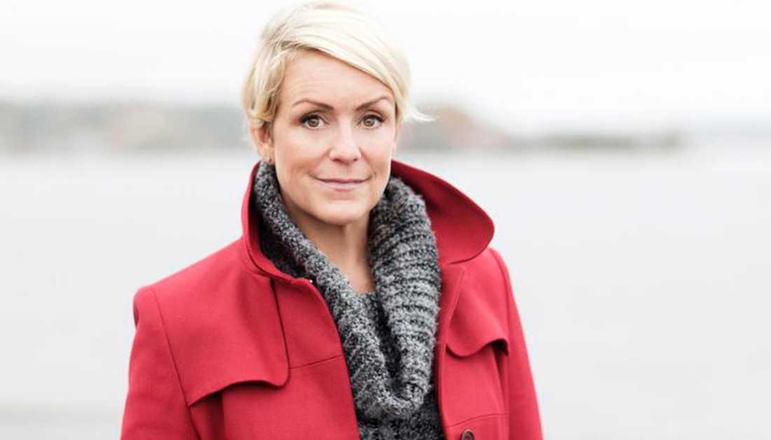 Karin Adelsköld berättar om den tuffa tiden efter uppbrottet.