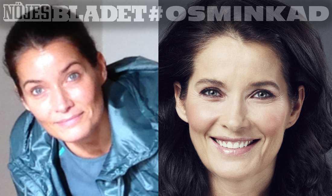 Agneta Sjödin, TV4.