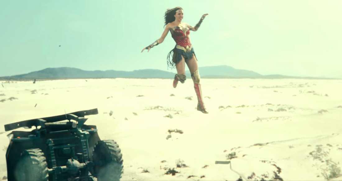 "Gal Gadot i ""Wonder woman 1984""."