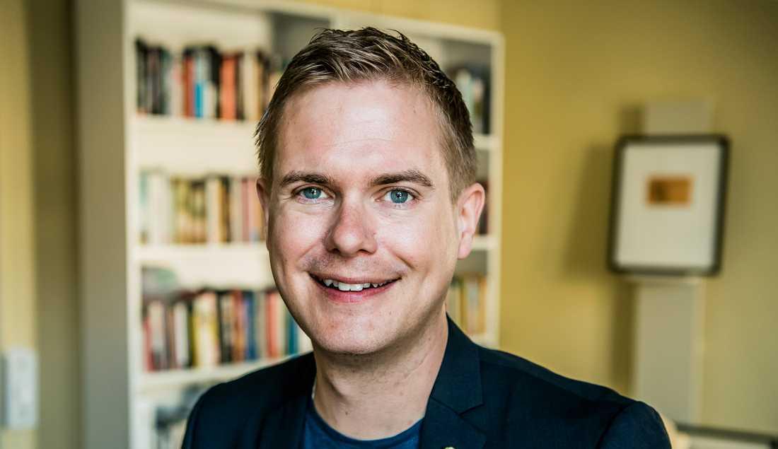 Gustav Fridolin lämnar riksdagen i höst, för att arbeta som lärare igen.
