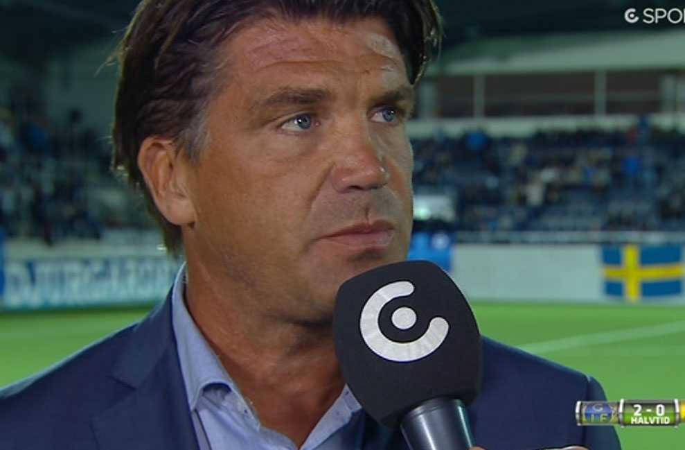 Bosse Andersson.