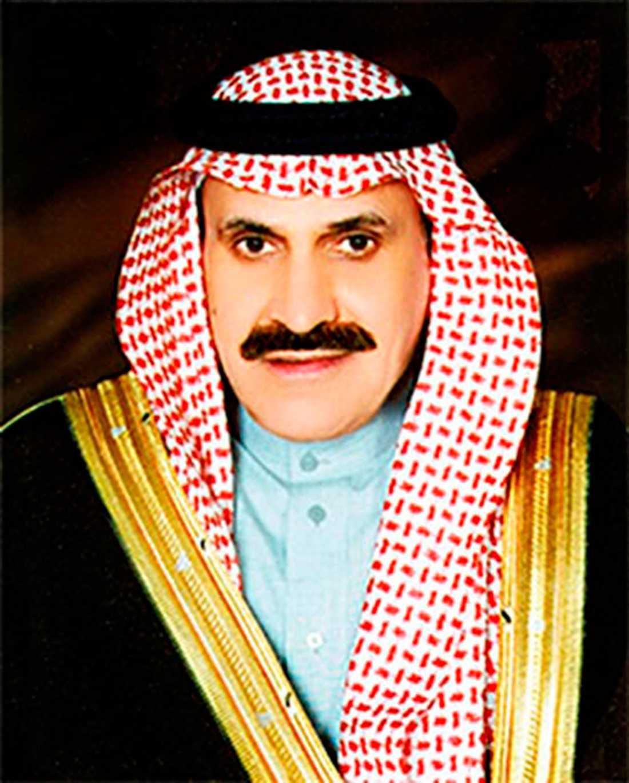 Saudiarabiens ambassadör Ibrahim bin Saad bin Ibrahim Al-Brahim.