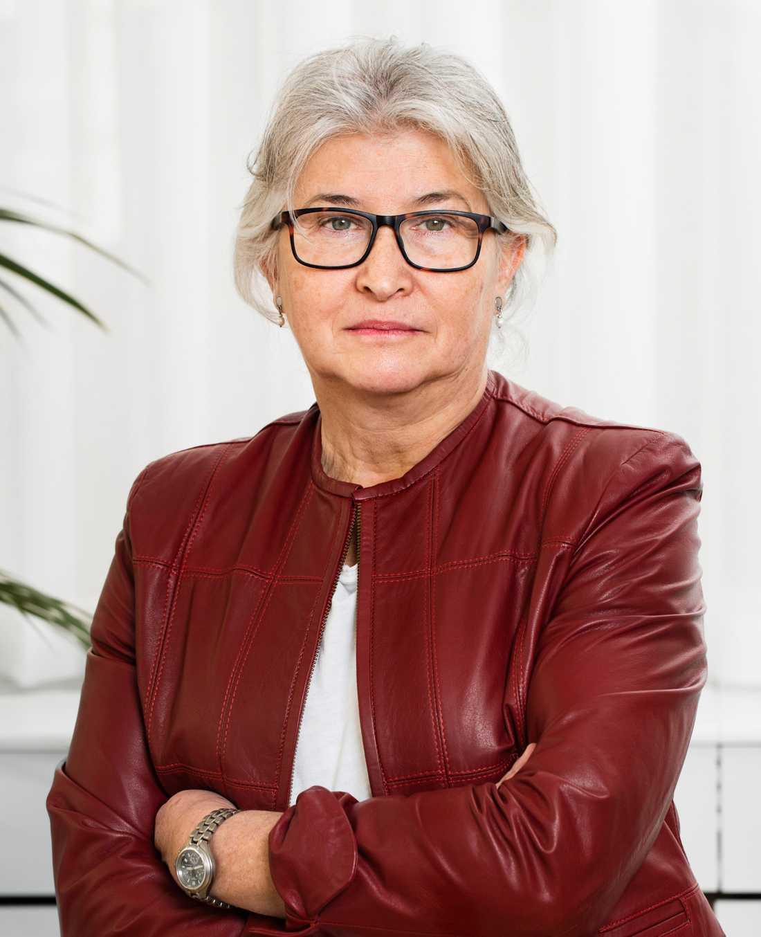 Elda Sparrelid, chefläkare på SLL.