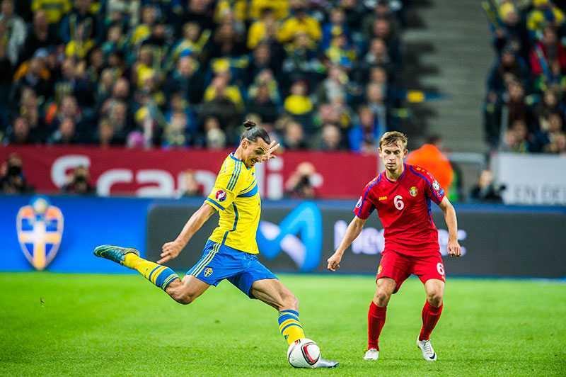 Kanal 5 har sänt landslagets kval.