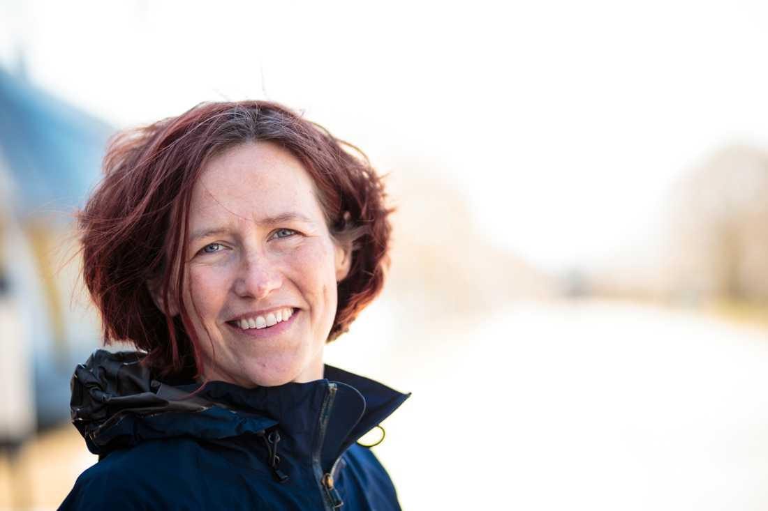 Berit Olofsson, sektionsdekan för kemi på Stockholms universitet.