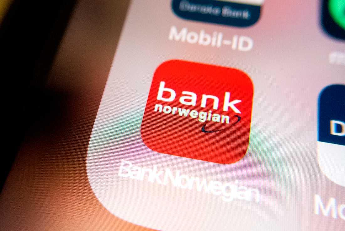 Nordax vill ha Bank Norwegian. Arkivbild.