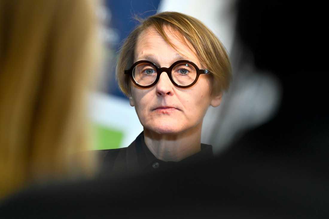 Annika Sundén, analyschef på Arbetsförmedlingen.