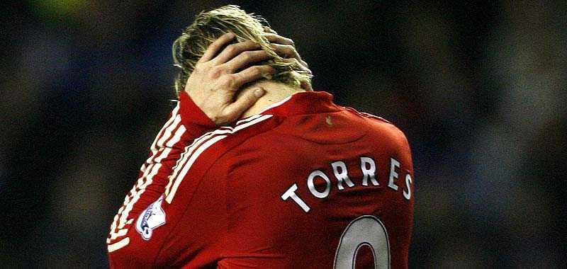 Fernando Torres gjorde comeback i sitt Liverpool. Men det räckte i alla fall bara till 0–0 mot Manchester City.