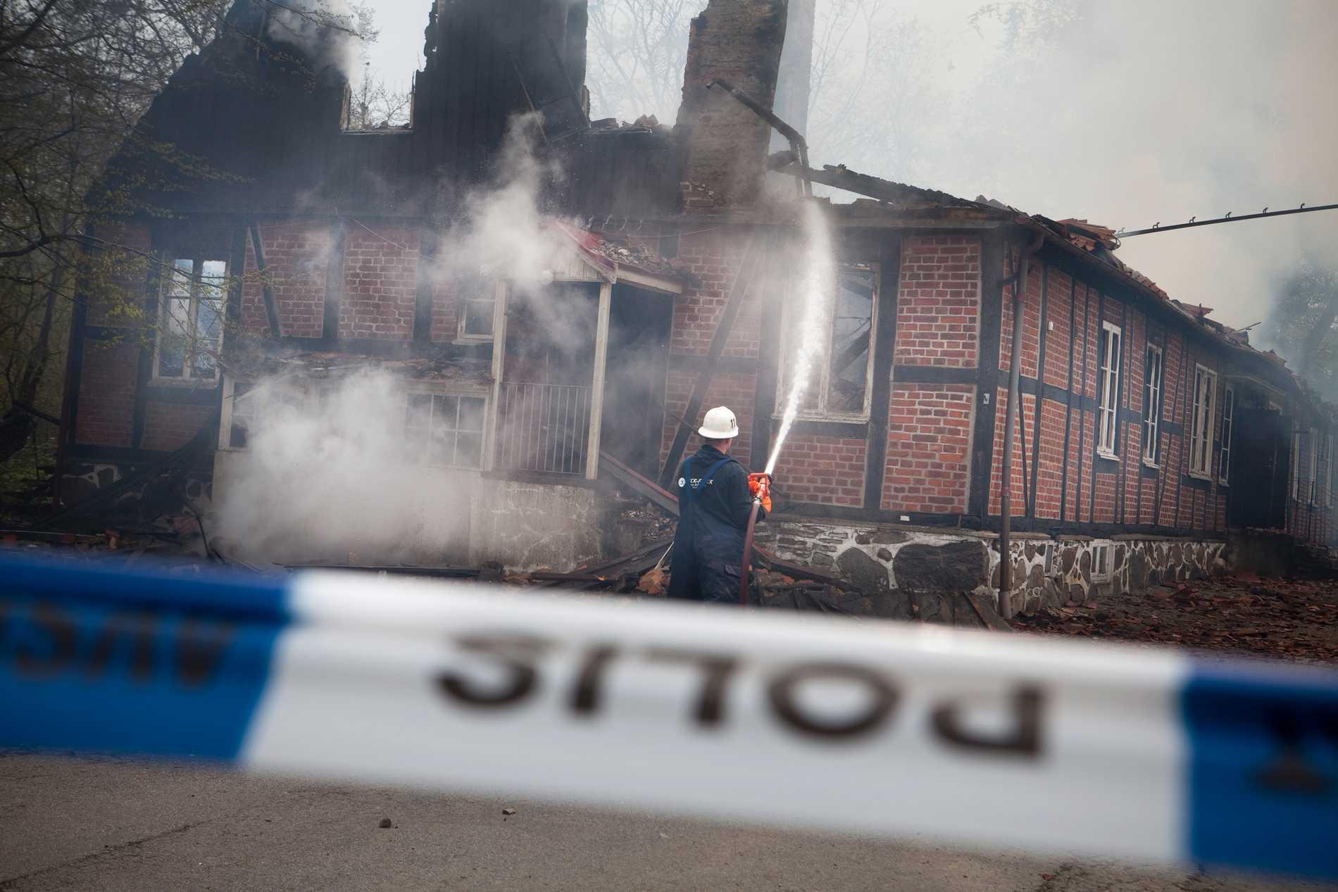 """Ulf Borgström är känd som """"Gryningspyromanen"""" efter att han i tioårs tid satte skräck i olika områden genom att tända eld på hus och byggnader."""