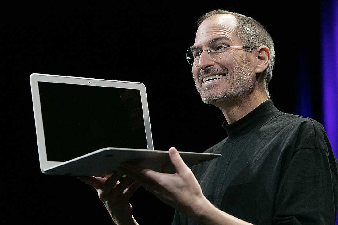 Macbook Air – januari 2008.