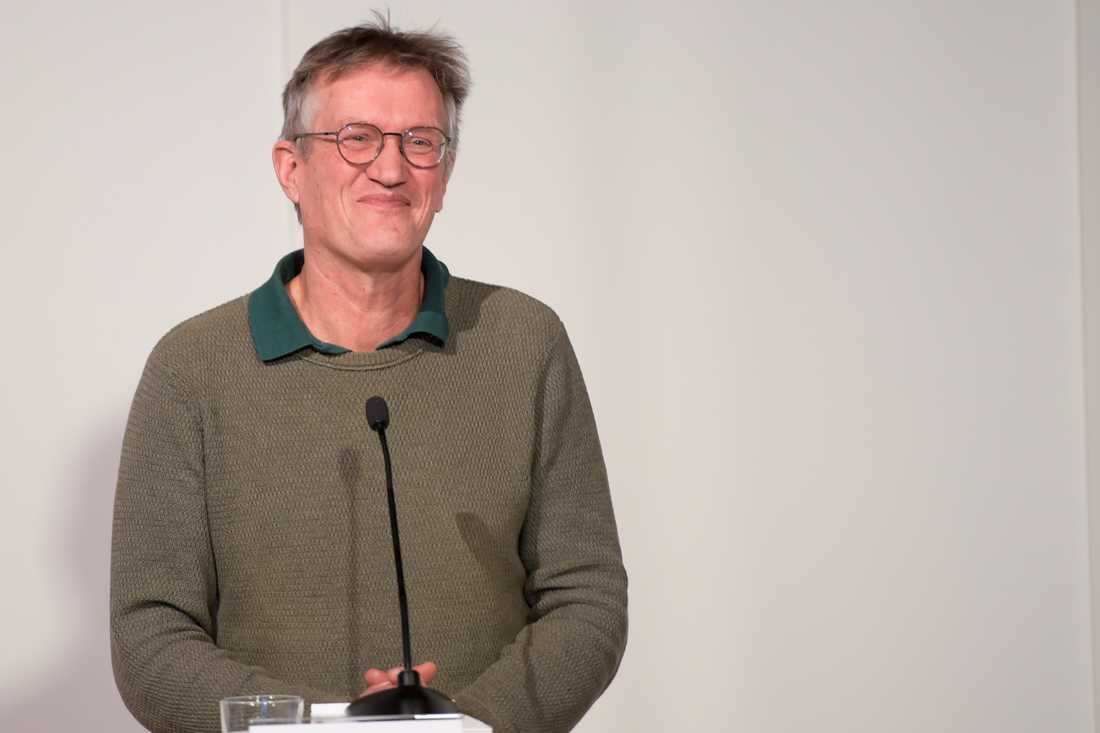 Folkhälsomyndighetens statsepidemiolog Anders Tegnell har vaccinerats med Astra Zenecas vaccin, skriver Corren.