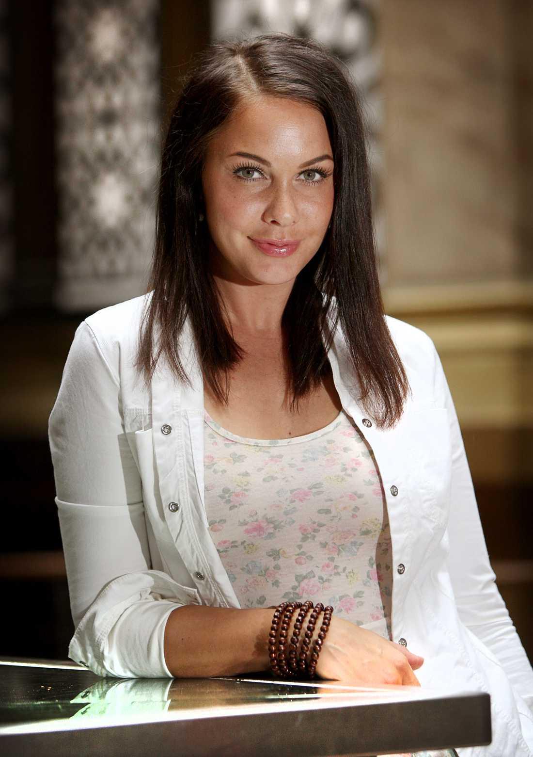 Tyra, 27, är en av Sveriges mest framgångsrika bloggare.