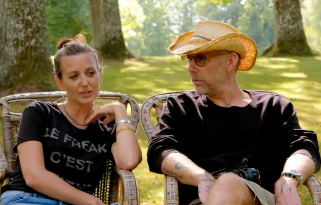"""Sanna Lundell och Mikael Persbrandt i TV4:s """"Strömstedts"""""""